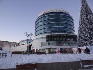 Апартаменты гостиничного типа - Baykalovo