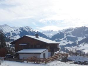 Apartment Fluehüsli - Hotel - Gstaad