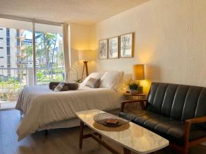 Private studio in the heart of Waikiki
