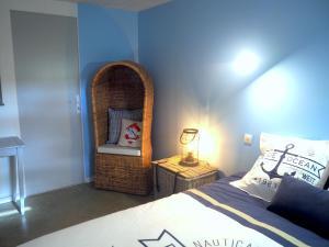 Appartement cosy proche mer-Granville