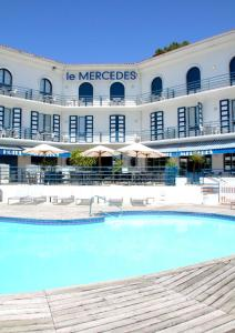 Hotel Le Mercedes