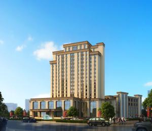 S&N Zhejiang LinHai International Hotel