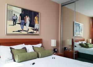 Hotel Arka, Hotely  Skopje - big - 2
