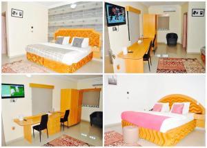 Ne-yo Hotel, Hotel  Asaba - big - 17