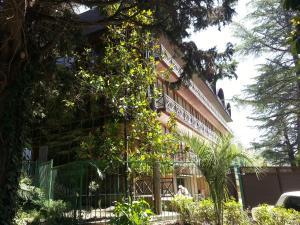 Отель Грин Клаб