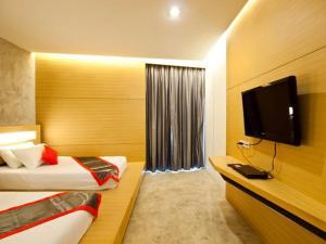 The Now Hotel, Hotely  Jomtien pláž - big - 8