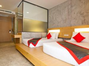 The Now Hotel, Hotely  Jomtien pláž - big - 2