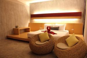 The Now Hotel, Hotely  Jomtien pláž - big - 30