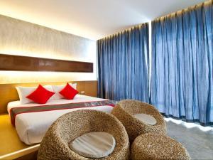 The Now Hotel, Hotely  Jomtien pláž - big - 58