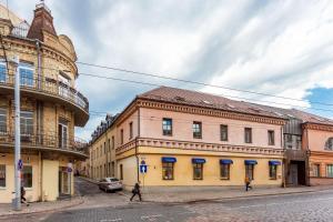 Vingriai Design aparthotel Vilnius