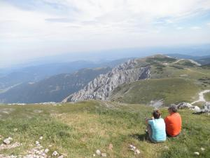 Land Romantik, Дома для отпуска  Urschendorf - big - 16