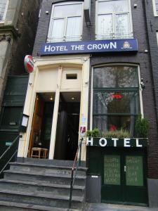 Hotel Crown, Szállodák - Amszterdam