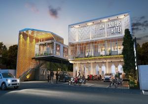 obrázek - Hotel Wisata Niaga Campus