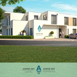 Amper Art Boardinghouse - Hörbach