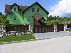 Penzión v Tatrách