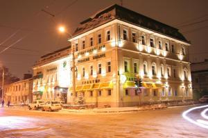 Kupechesky Dom Hotel - Sukhaya Samarka