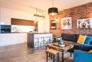 Unique Apartments - Browar Gdański