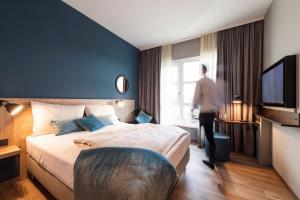 HARBR. hotel Heilbronn, Hotels  Heilbronn - big - 3