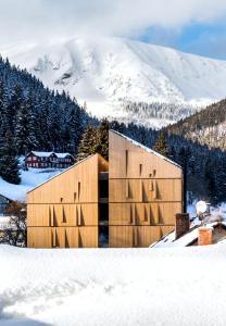 4 hvězdičkový apartmán HOTEL PECR DEEP Pec pod Sněžkou Česko