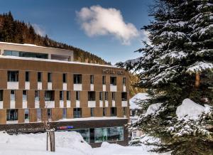 4 hviezdičkový apartmán HOTEL PECR WELL Pec pod Sněžkou Česko