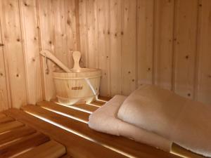 Sauna Apartment No.5 Leśny nad Zalewem z Tarasem