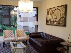 Aptos de Luxo Centro Gramado (Via Florida), Апартаменты  Грамаду - big - 39