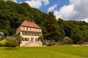 Herrenhaus Orangella - Großcotta