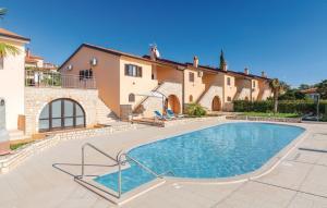 Istria Holiday Home Villa Adriatic, Vily  Kaštelir - big - 55
