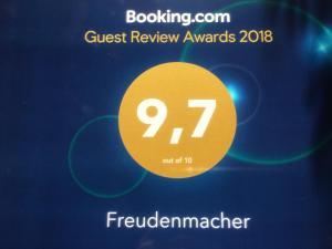 Freudenmacher - Apartment - Sankt Ulrich am Pillersee