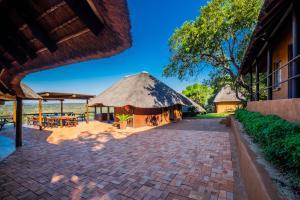 . Mvubu River Lodge & Spa