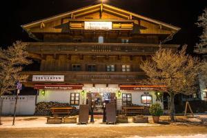 3 hvězdičkový penzion Hotel Seegarten Bad Wiessee Německo