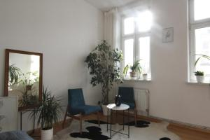 Romantic and cosy apartment full of plants