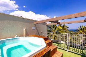 Rooftop Spa with Ocean Views - 1/15 Crank St