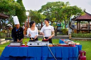Bali Taman Beach Resort & Spa Lovina, Hotel  Lovina - big - 41