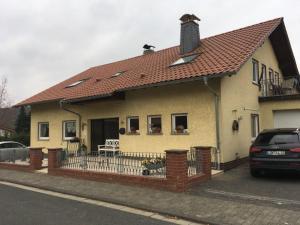 Ferienwohnung in Waldsolms - Cleeberg