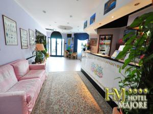 Hotel Majore, Hotely  Santa Teresa Gallura - big - 43