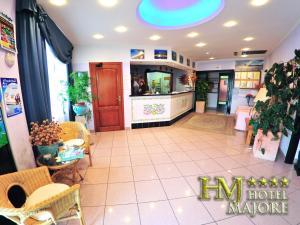 Hotel Majore, Hotely  Santa Teresa Gallura - big - 18