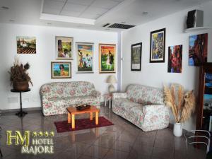 Hotel Majore, Hotely  Santa Teresa Gallura - big - 71