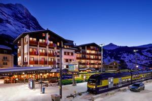 Derby Swiss Quality Hotel, Hotels  Grindelwald - big - 41
