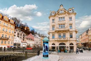 Apartments Menuet - Karlovy Vary