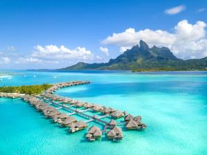 The St Regis Bora Bora Resort