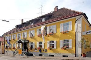 Hotel - Gasthof - Brauerei Post - Nesselwang