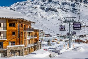 Chalet des Neiges - Daria I Nor - Apartment - Alpe d'Huez