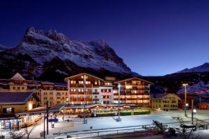 Derby Swiss Quality Hotel, Hotels  Grindelwald - big - 28