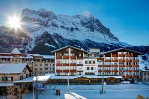 Derby Swiss Quality Hotel, Hotels  Grindelwald - big - 17
