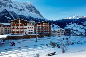 Derby Swiss Quality Hotel, Hotels  Grindelwald - big - 37
