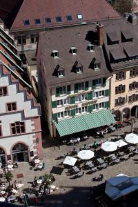 Hotel Rappen am Münsterplatz, Hotely  Freiburg im Breisgau - big - 34