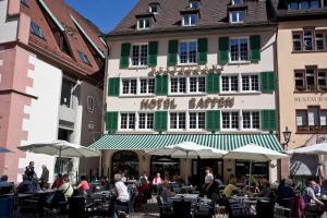 Hotel Rappen am Münsterplatz, Hotely  Freiburg im Breisgau - big - 63