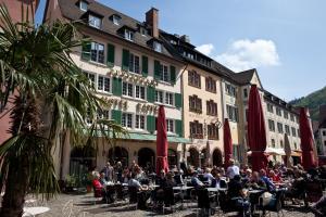 Hotel Rappen am Münsterplatz, Hotely  Freiburg im Breisgau - big - 21