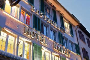 Hotel Rappen am Münsterplatz, Hotely  Freiburg im Breisgau - big - 55
